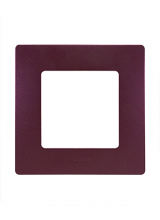 Legrand Etika Сливовый Рамка 1-ая (672561)