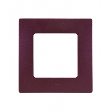 Legrand Etika Сливовый Рамка 2-ая (672562)