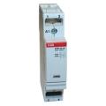 Модульный контактор ABB ESB 20 11 220В АС (24В)