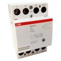 Модульный контактор АВВ ESB 40 40 220В AC DC (24В)