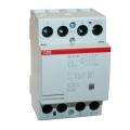 Модульный контактор ABB ESB 63 40 220В AC DC (24В)