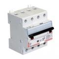 Дифференциальный автомат Legrand DX АВДТ 4п 300мА C10(AC)6000А10кА арт.7975