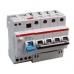 Дифференциальный автоматический выключатель АВВ DS204 C32 0,03A трёхфазный