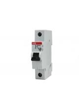 Электрический автомат защиты ABB SH 201L C10  однополюсный однофазный