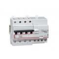 Дифференциальный автомат Legrand DX АВДТ 4п+н300мА C40(AC)6000А 10кА арт.8031
