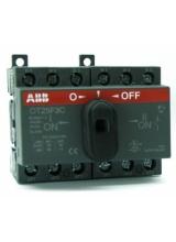 Перекидной рубильник ABB ОТ 63F3С 63А реверсивный