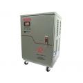 Однофазный стабилизатор Ресанта электронного типа с цифровым дисплеем 15000Вт.
