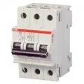 Автоматический выключатель ABB S283 C100 трёхполюсный трёхфазный
